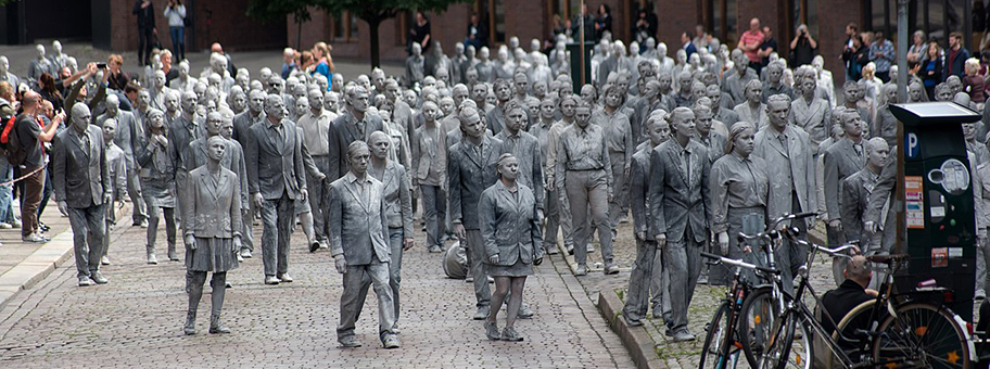 1000 GestaltenKunstAktion zum G20Gipfel auf dem Burchardplatz in Hamburg, 5.