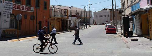 Ciudad Juárez, Mexico.