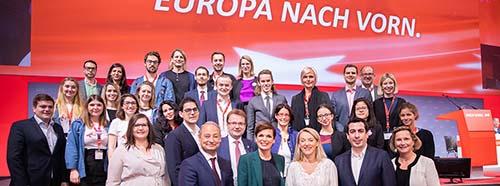 SPÖ Bundesparteitag, 2018.