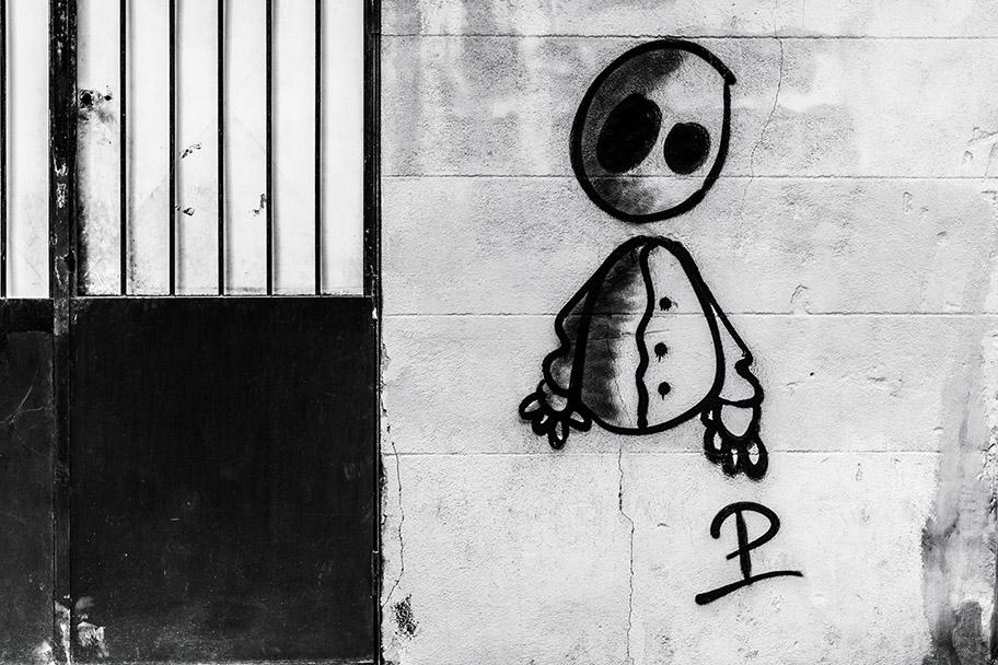 Street Art aus Marseille.