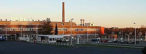 Adam Opel GmbH Werke Bochum IIIII.