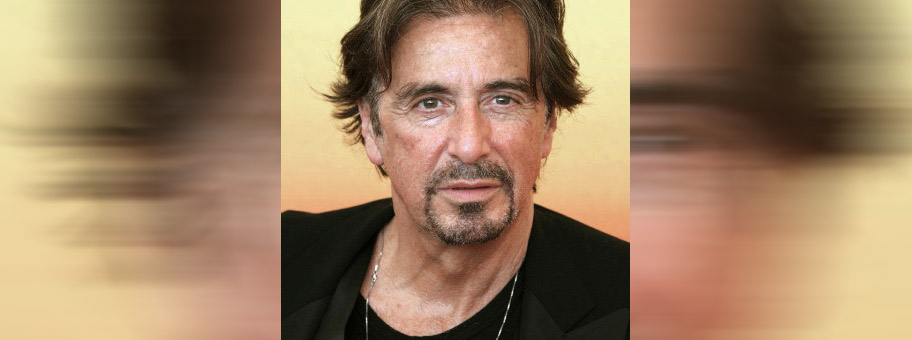 Al Pacino am Film Festival von Venedig, September 2004.