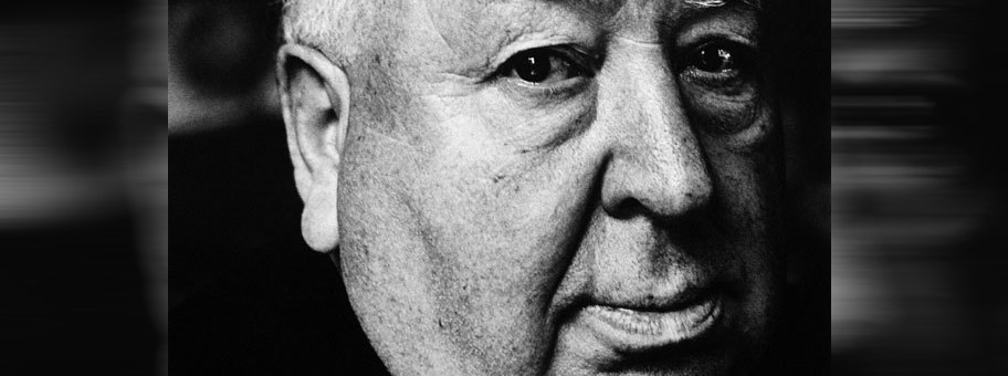 Alfred Hitchcock, 1972.