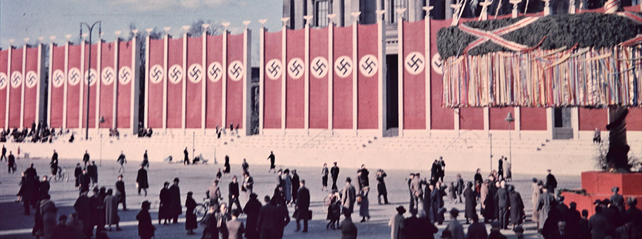 Berliner Dom, Mai 1937.