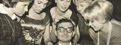 Claude Chabrol, 1959.
