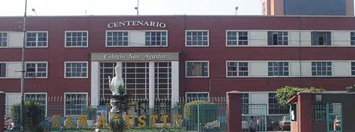 Die Privatschule «Colegio San Agustin» in Lima, Peru.