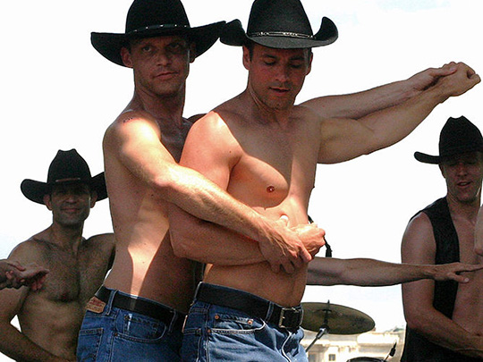 Gay Cowboys in Washington, D.C.