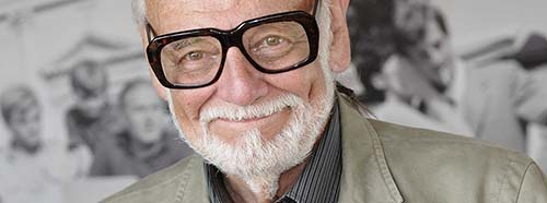 George Romero am 66.