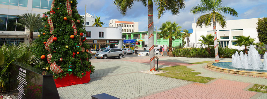 George Town, Cayman Islands.