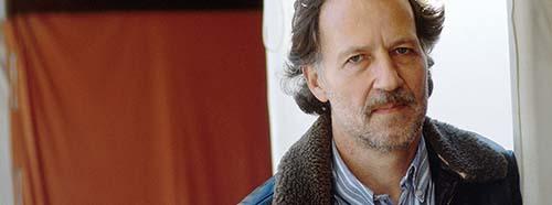 Werner Herzog am Filmfestival von Venedig, September 1991.