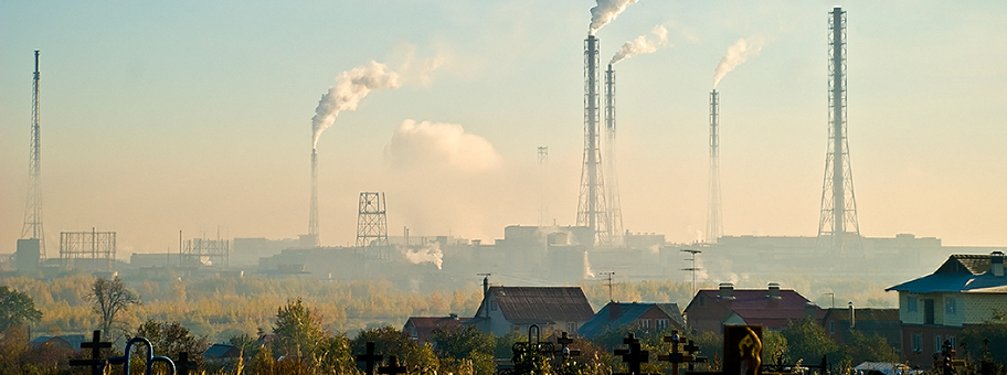 Industrie in Russland.