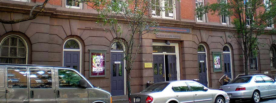 LGBT Community Center in New York.