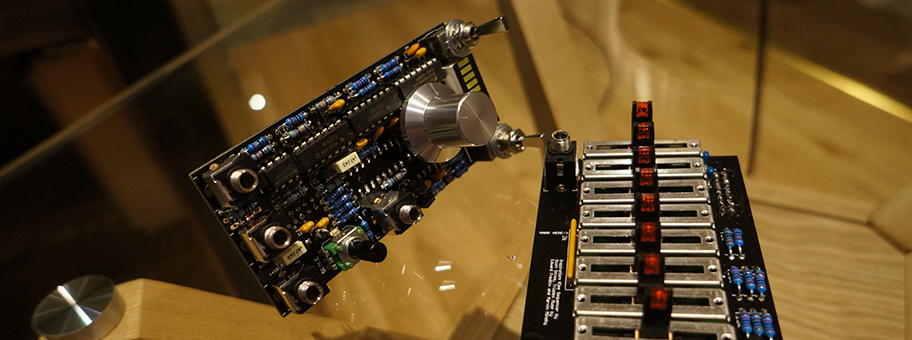 Turing ExpandersExpanders for the Turing Machine Random Looping Sequencer.