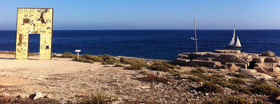 Porta di LampedusaPorta d'Europa.