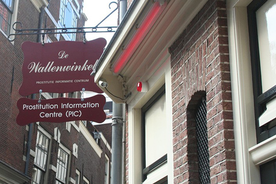 prostituierte in amsterdam was für frauen