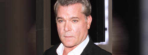 Ray Liotta in Toronta, 2012.