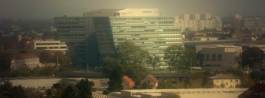 Siemens City Wien.
