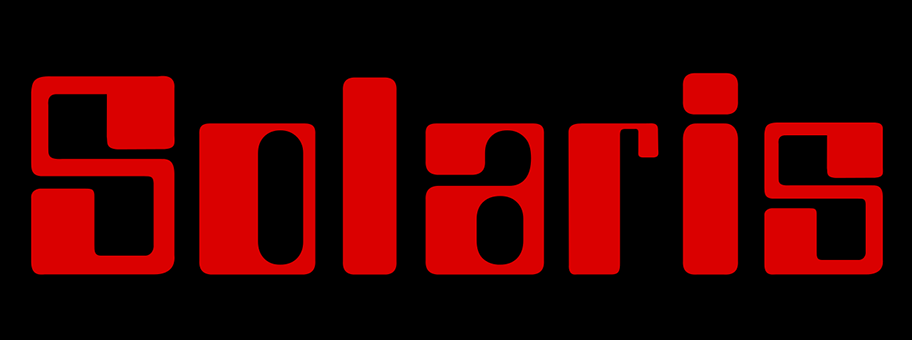 Solaris Logo 1972 deutsch.