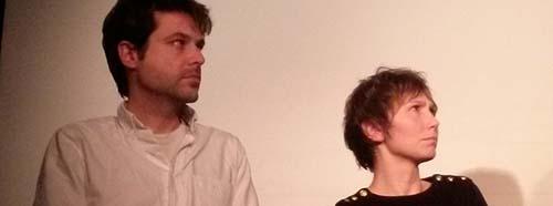 Der französische Regisseur Virgil Vernier bei der Präsentation eines Filmes in Paris, Januar 2016.