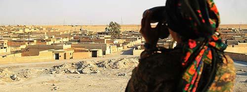 Rojava, August 2015.