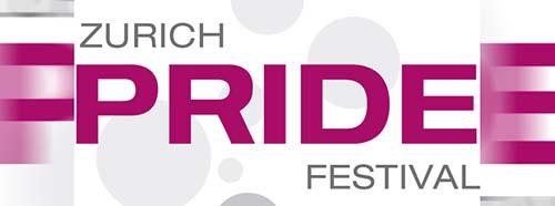 Logo der Zürich Pride.