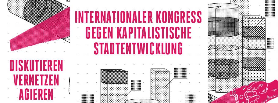 Flyer zum Kongress.