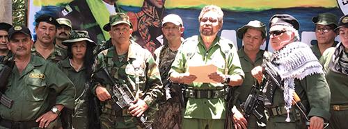 Kolumbien vor neuem bewaffneten Konflikt?