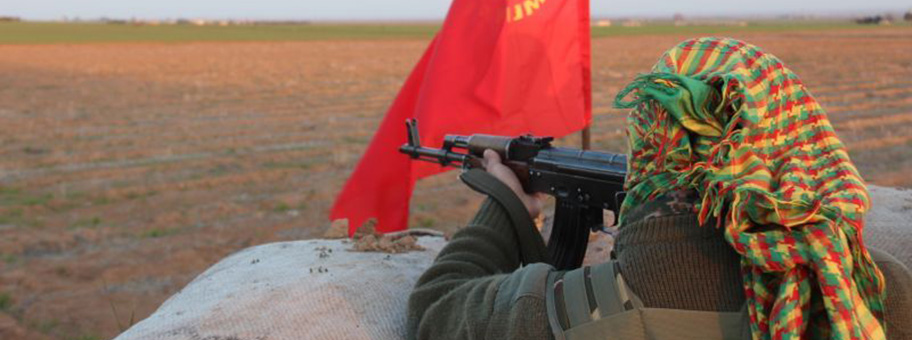 Kämpfer der MLKP in Rojava.