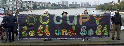Occupy Basel
